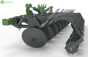 новий окучник Avers-Agro Корчеватель Corn Killer 8,1 м
