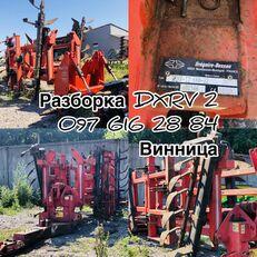 дискова борона GREGOIRE BESSON DXRV 2 666-32 грегори бессон РАЗБОРКА