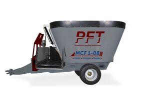 новий кормозмішувач PFT MCF 1-08